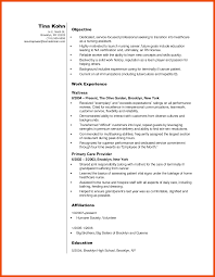nursing assistant resume exles 5 6 entry level nursing assistant resume formatmemo