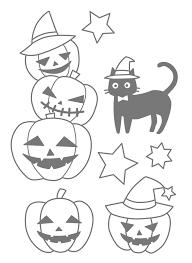 kawaii halloween coloring pages nurie kawaii coloring
