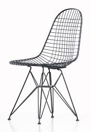 dkr wire chair unpadded vitra