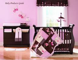 Pink Brown Crib Bedding Bedroom Baby Bedding Sets For Feature Cheetah Crib Sets
