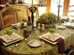 stunning fall dining room table decorating ideas pictures