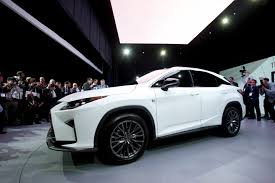 lexus crossover 2015 lexus toyota named best performing brands in annual consumer