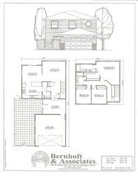 apartments family home plans modern single family house plans