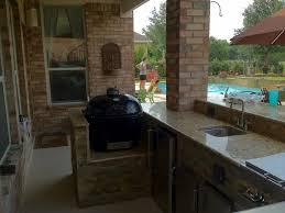 primo kamado patio with gas grill outdoor cabinet outdoor cabinets