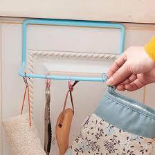 tailgate bathroom hot sale towel storage rack kitchen rag holder hanging cleaning