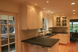 Small Kitchen Makeovers On A Budget - kitchen galley kitchen floor plans garage remodel kitchen