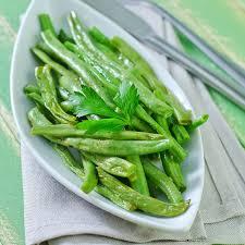 cuisiner haricots beurre recette les haricots verts au beurre