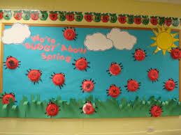 Nursery School Decorating Ideas by Best 25 Ladybug Bulletin Boards Ideas On Pinterest June
