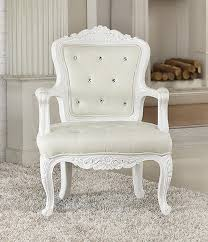 White Accent Chair Furniture Pascal White Accent Chair Acme 59130