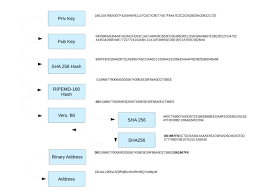 what are addresses on blockchains blockchain address 101