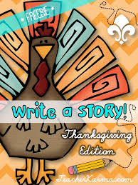 classroom freebies free thanksgiving writing activities and