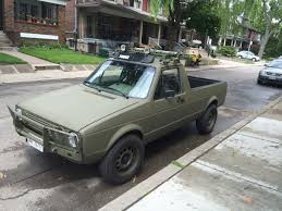 volkswagen rabbit 2015 cohort sighting volkswagen rabbit pickup u201ctdi u201d u2013 just call me caddy