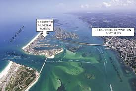 clearwater municipal marina in clearwater fl united states