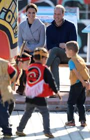 duchess kate kate in sentaler for carcross u0026 montana mountain visit