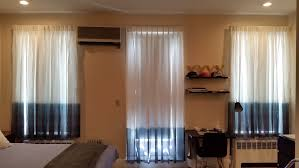 sheer curtains u0026 window treatments nyc ny city blinds