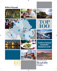 Top 100 Northern Ireland Hospitality Businesses 2018 by Belfast