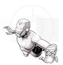 daily sketch iron man u2014 jason muhr freelance graphic design