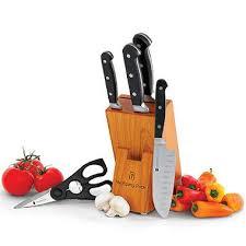 wolfgang puck kitchen knives wolfgang puck cutlery set 6 pc sam s club