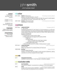 Fancy Resume Template Parse Resume Example Resume Parsing With Named Entity Clustering