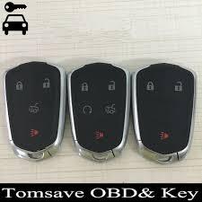 cadillac srx key fob original size keyless replacement font b fob b font remote font b key b font shell jpg