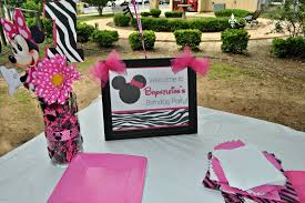 minnie mouse 1st birthday party decorations margusriga baby party