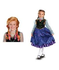 Anna Frozen Costume Products 281 To 300 Of Girls Disney Costumes