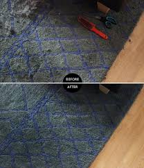 Low Pile Rug The Interior Diyer How To Revive A Low Pile Rug