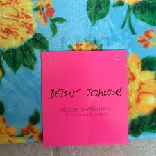 Flower Bath Rug 48 Off Betsey Johnson Other Nwt Betsey Johnson Memory Foam