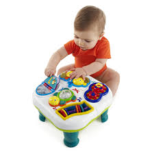 2 In 1 Activity Table Bright Starts 2 In 1 Convertme Activity Table And Gym