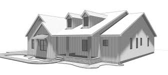 Modern Farmhouse Floor Plans 1 Story Modern Farmhouse House Plan Copperden