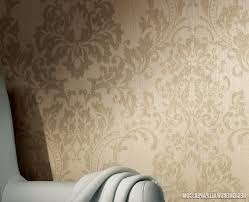 haute couture spaces ontario canada with geometric wallpaper rolls