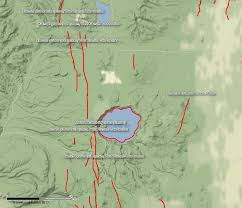 Map Fault Lines United States by Coastal Oregon Fault Map Cascadia Fold Fault Zone Map
