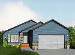 Narrow Lot Plans Cozy Cottage With Deck 81632ab Northwest Canadian Narrow Lot 1st