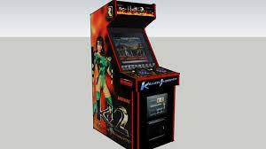 killer instinct arcade cabinet killer instinct 2 classic arcade cabinets