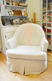 Cover For Chair Slip Covers And Feather Pillows Sew A Fine Seam