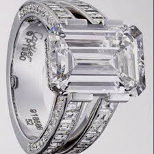 traffic wedding band 84 best for the of emerald cut diamonds images on