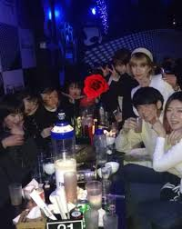 wanna one ong seongwoo u0027s pictures of clubbing arouse controversy