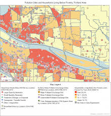 Portland Maps by Unconventional Job Fair Boosts Youth Diversity In Environmental