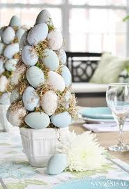 best easter decorations easter decor 32 best diy easter decorations and crafts for 2018
