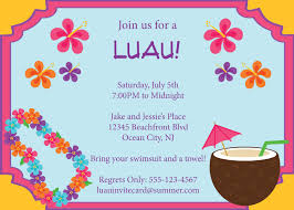 hawaiian baby shower invitation templates invitation ideas