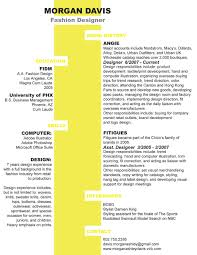 Resume Sample Visual Merchandiser by 2 Column Resume Template Free Resume Example And Writing Download