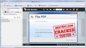 flipbuilder flip pdf 4 1 10 full serial key