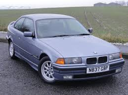 bmw e36 318is coupe manual only 95k miles samoa blue