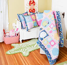 Dinosaur Bedding For Girls by 7 Baby Quilt Kits That Will Delight Any Baby Boy Or