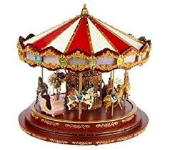 gold label mr 16 royal marquee carousel with