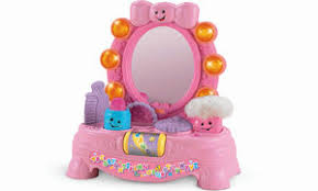 Toy Vanities Amazon Com Fisher Price Laugh U0026 Learn Magical Musical Mirror