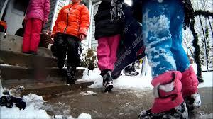 front yard luge sledding adventure youtube