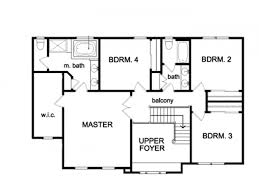 collections of custom built homes floor plans free home designs