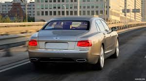 bentley continental flying spur rear 2014 bentley flying spur pale brodgar rear hd wallpaper 77
