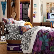 Pb Teen Bedrooms Urban Ikat Organic Sheet Set Pbteen